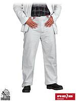 Кожаные брюки SSB JS