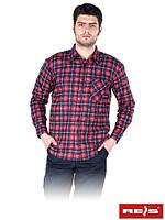 Рубашка фланелевая защитная KF- GC