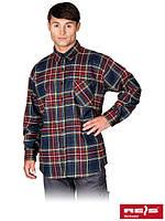 Рубашка фланелевая защитная KF- MC