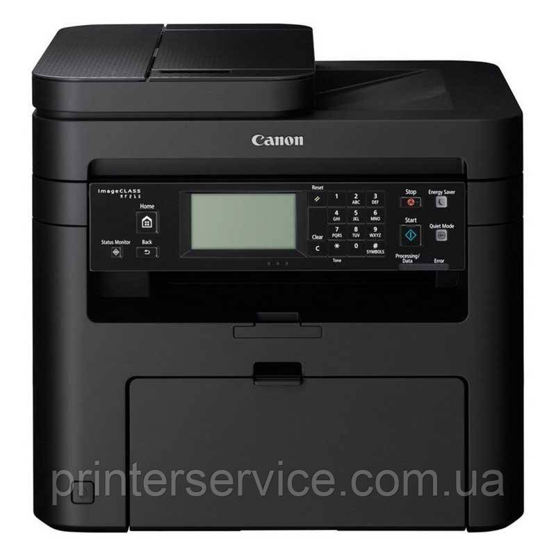 Canon i-SENSYS MF237w МФУ с Wi-Fi, fax и ADF