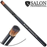 Salon Prof. Кисть для макияжа 1115 (средне-малая) бочонок прямой-срез 11х7мм