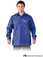 Рубашка хлопчатобумажная с длинным рукавом LH-SHIFER_L N