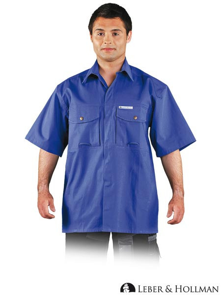 Рубашка хлопчатобумажная с коротким рукавом LH-SHIFER_S N