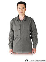 Хлопковая рубашка с длинным рукавом LH-SHIRTER_L S