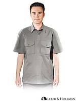 Хлопковая рубашка с коротким рукавом LH-SHIRTER_S S