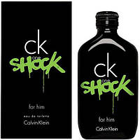 CALVIN KLEIN CK ONE SHOCK MEN EDT SPRAY 100 мл