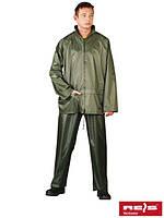 Комплект предохраняющий от дождя состоящий из брюк по пояс и куртки KPL Z