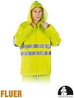 Куртка непромокаемая со светоотражающими лентами LH-FLUER-J Y