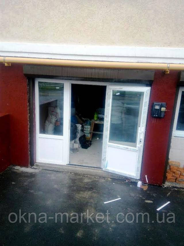 Входные двери ПВХ - компания