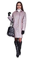 Пальто женское GIOIA бежевое