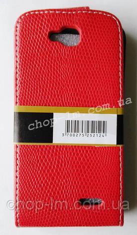 Чехол-флип для смартфона LG90, фото 2
