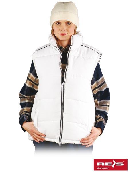 Безрукавка обеспечивающая защиту от холода благодаря двойной системе утепления FOKA W