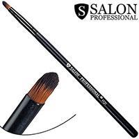 Salon Prof. Кисть для макияжа 1131 (малая) бочонок удлиненная купол 9х4мм