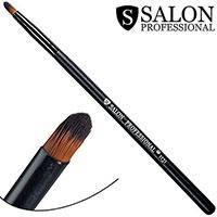 Salon Prof. Кисть для макияжа 1131 (малая) бочонок удлиненная купол 9х4мм, фото 2