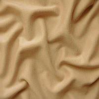 Ткань французский трикотаж - цвет бежевый