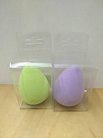 Parisa Спонж для макияжа С-17 Beauty Blender яйцо-груша (1шт)
