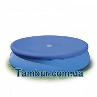 Тент INTEX  для круглого надувного бассейна (диаметр 244см)