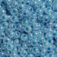 Бисер №10 Preciosa (Чехия), 37365, 10 грамм, Цвет: Голубой