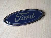 Эмблема z Ford Transit №1 наклейка на авто 150х59мм уценка Форд  Транзит