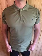 Мужская футболка-поло Polo Ralph Lauren (тенниска)