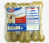 Trixie Chewing Bones - Кость жевательная - лакомство для собак, 35г/11cм(3шт)