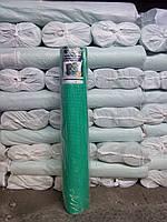 Сетка фасадная 145 г/м2  зеленая доставка по Украине