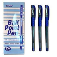Ручка масляная ТZ501P Original синяя