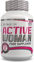 Купить витамины и минералы BioTechUSA Active Woman, 60 tabl