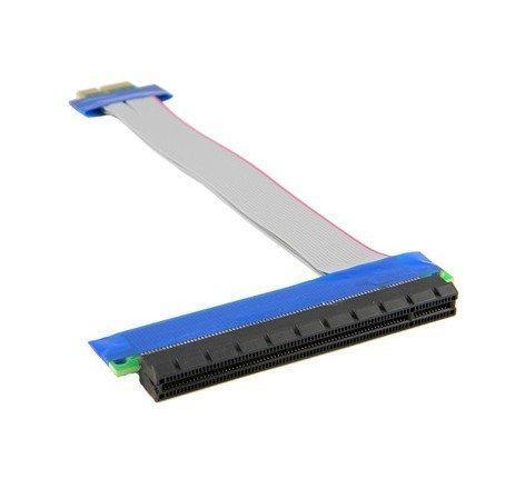 Райзер riser 19cm PCI-E 1X-16X PCI E #100471