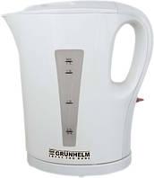 Электрический чайник Grunhelm EKP-2217I (1.7л, белый)