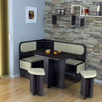 Кухонные гарнитуры углы, столы, табуреты