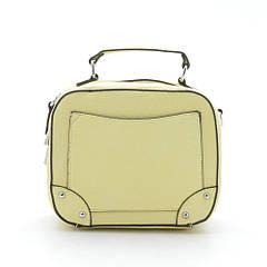 Потрясающая желтая женская сумка-клатч L.Pigeon HB-60248 yellow ( новинка )