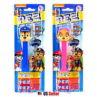 Детские конфеты мультифруктовые с игрушкой футляром PEZ despicable me3 ( 2 х 8,5 g )