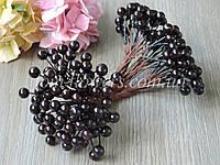 Калина глянцевая Черный шоколад, 0,9 см