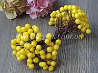 Калина глянцевая Лимонная, 0,9 см