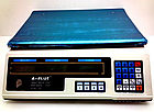 Електронні торгові ваги до 50 кг А-Плюс (ваги електронні торгові A-Plus), фото 3