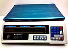 Электронные торговые весы до 50 кг А-Плюс (ваги електронні торгові A-Plus), фото 3