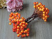 Калина глянцевая Оранжевая, 0,9 см