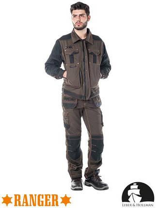 Защитные брюки до пояса LH-RG-T KBP, фото 2