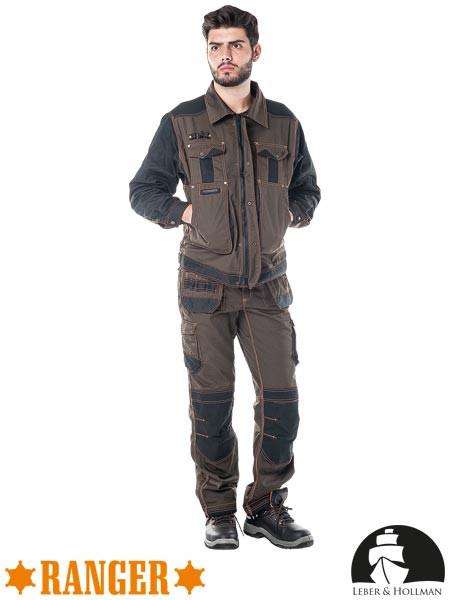 Защитные брюки до пояса LH-RG-T KBP