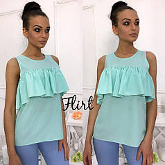Модная женская блуза