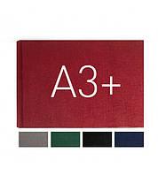 Твёрдая обложка с фактурой льна O.HC Classic  А3 (альбом) 304x423mm- 10 пар/уп.