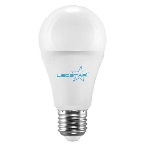Светодиодная лампа LEDSTAR, 6W, E27, A60, 510lm, шарик, 4000К, матовая
