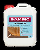 AQUAGRUNT - биозащита для древесины