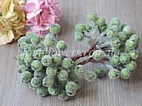 Калина в сахаре Зеленая, 1,2 см