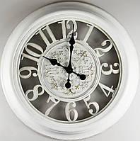 Часы настенные белые Время Желаний