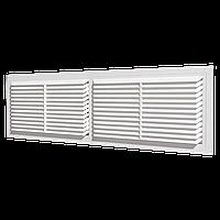 Решетка вентиляционная переточная разъёмная 455х133 мм