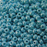 Бисер №10 Preciosa (Чехия), 68030, 10 грамм, Цвет: Голубой