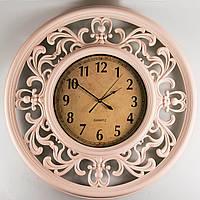 Часы настенные кремовые Take Your Time
