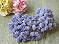 Калина в сахаре Синяя, 1,2 см